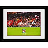 Football Gifts - Liverpool Fc Gift Ideas - Official Liverpool Fc The Kop Picture (16 X 12) - A Great Present For Football Fans