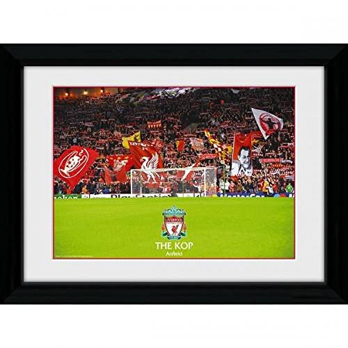 Football Gifts - Liverpool Fc Gift Ideas - Official Liverpool Fc The Kop Picture (16 X 12) - A Great Present For Football Fans by Football Gifts - Liverpool FC