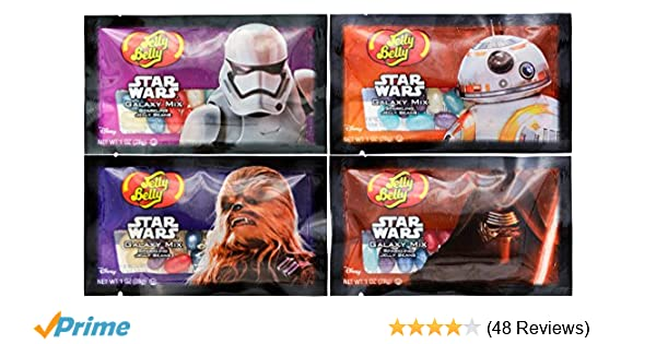 Amazon Jelly Belly Star Wars Galaxy Mix Sparkling Beans