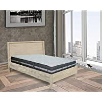 Spring Air, Plush Orthopedic Back Support Fully Assembled  Pillowtop Mattress,Full,Made In USA