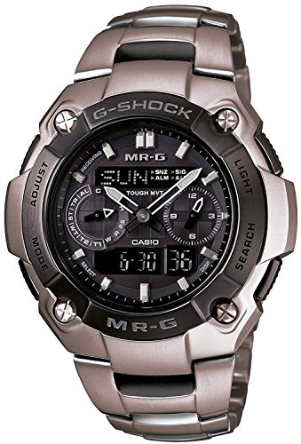 CASIO watch G-SHOCK MRG world six stations corresponding Solar radio MRG-7600D1BJF Men's