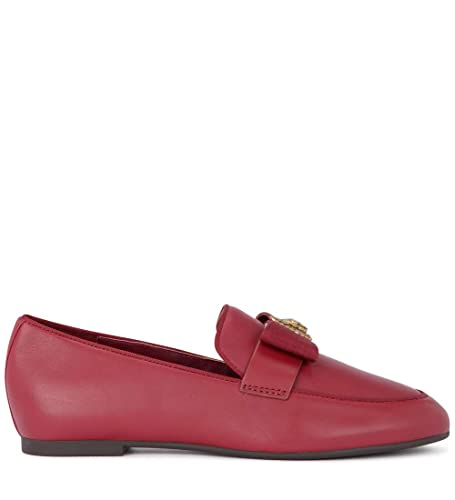 36df4c468954 Michael Kors Women s Rory Mulberry Leather Loafer  Amazon.co.uk  Shoes    Bags