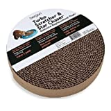 Bergan Turbo Scratcher Star Chaser Replacement Cat Scratch Pad Refill 2pk Review