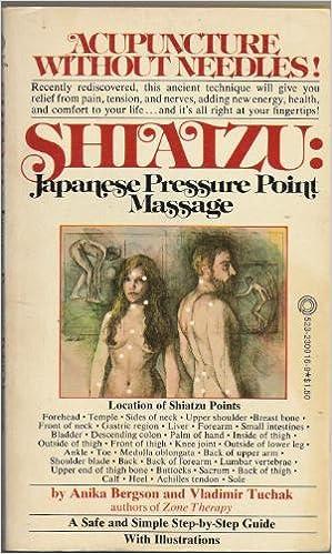 Shiatzu: Japanese pressure point massage: Anika Bergson
