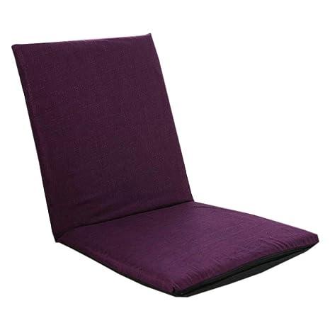 Amazon.com: Sillones reclinables plegables para el suelo del ...