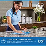 "12"" x 12"" Buff Pro Multi-Surface Microfiber"