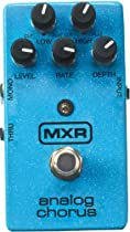 MXR M234 Analog Chorus Guitar Effects Pedal (Standard)