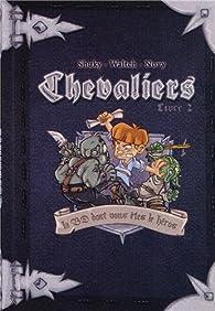 Chevaliers Livre 2 - Le message par  Shuky