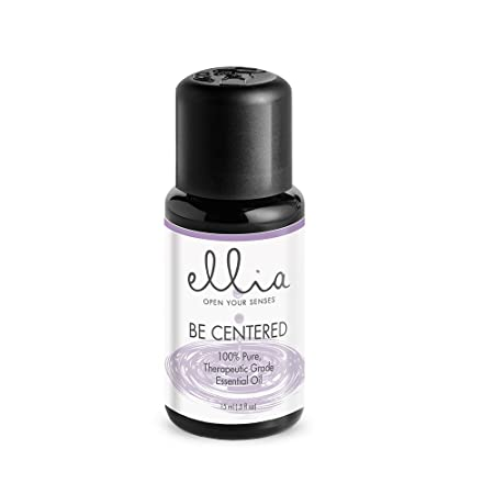 Be Centered - Aceite esencial de aromaterapia, 15 ml, 100 ...