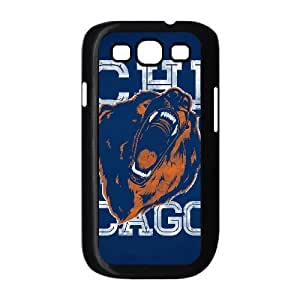 Sexyass Awesome Chicago Samsung Galaxy S3 Case, [Black]
