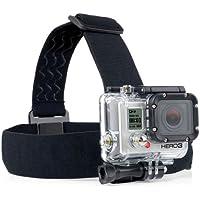 ST-23 elástico ajustable Cabeza Casco de la correa de la correa para GoPro HD Hero / 1/2/3 de la cámara