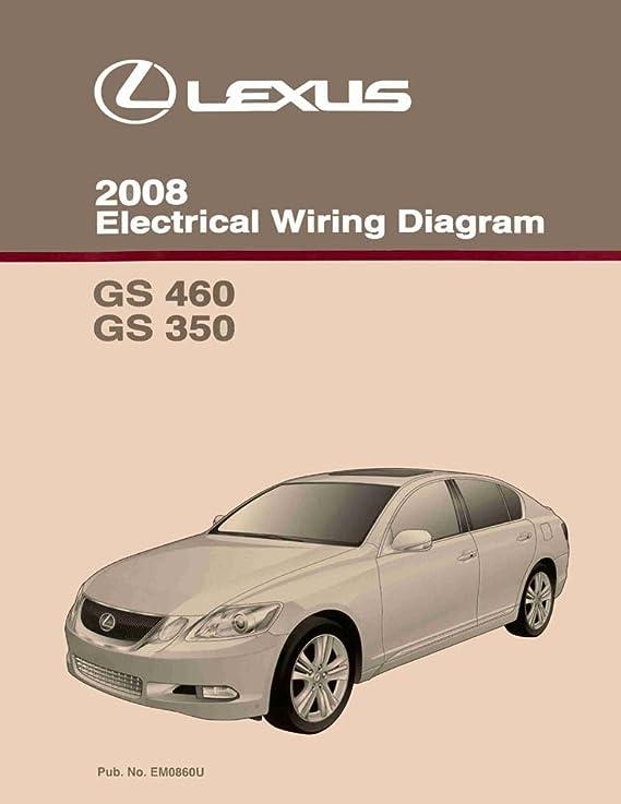 [DIAGRAM_0HG]  Amazon.com: bishko automotive literature Wiring Diagrams Schematics Layout  Factory for The 2008 Lexus GS 460 GS 350: Automotive | Lexus Gs300 Seat Wiring Diagram |  | Amazon.com