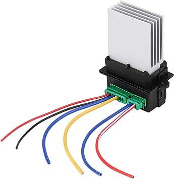 Ventiladores de las resistencias del motor Qiilu Calentador Motor ...