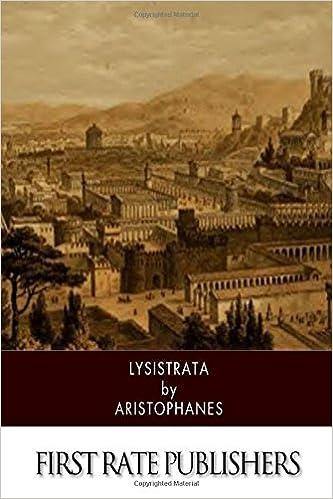 Libros gratis en línea para descargar ipad.Lysistrata in Spanish