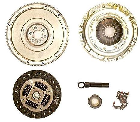 Valeo único masa volante y VR6 Kit de embrague, 52255602: Amazon.es: Coche y moto