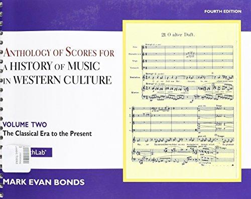 Hist.Of Music..Anthology Of Scores,V.Ii