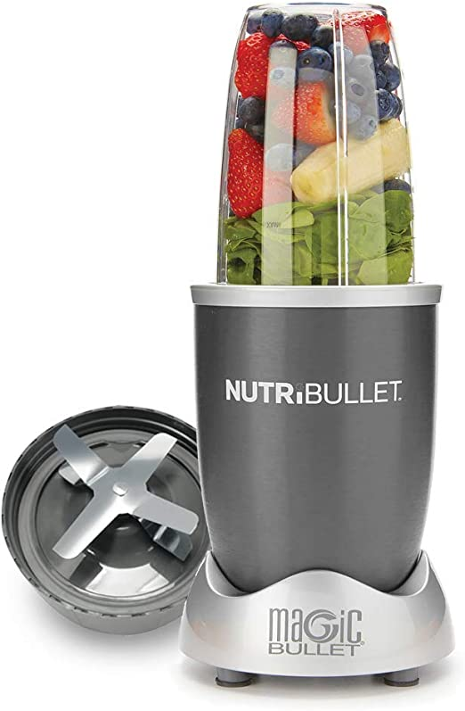 Nutribullet Pro 900 Gris: Amazon.es