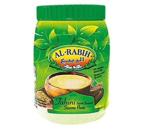 Al libanés Rabih auténticos Sésamo Tahini 454g/16 oz.: Amazon.es: Alimentación y bebidas