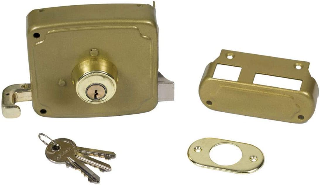 WOLFPACK LINEA PROFESIONAL 3190100 Cerradura S7 / 4125 100HB Derecha Cilindro 50 mm. Sobreponer