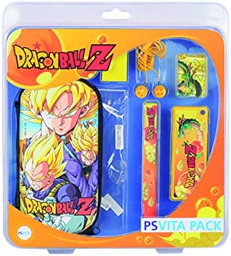 Blade - Starter Kit 7 En 1 Dragon Ball Z (PS Vita): Amazon.es ...