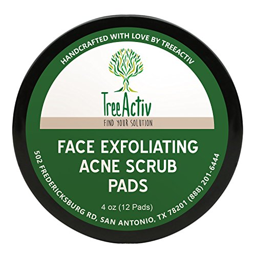 TreeActiv Exfoliating Blackhead Treatment Blackheads