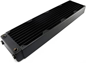 XSPC RX480 Radiator V3, 120mm x 4, Quad Fan, Black
