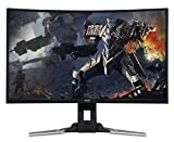 Acer XZ321Q bmijpphzx 31.5' Curved Full HD (1920 x 1080) G-SYNC Compatible Gaming Monitor (Display Port, Mini Display Port & 2 x HDMI Ports)