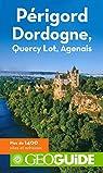 Périgord Dordogne, Quercy Lot, Agenais par Denhez