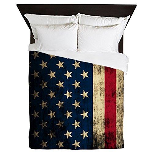 CafePress - Vintage American Flag Grunge -