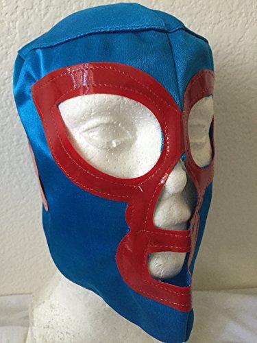 [NACHO LIBRE Kids Mask REY MYSTERIO WRESTLING MASK MASK] (Childrens Nacho Libre Costume)