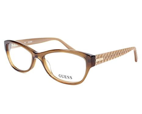 Pur Gu2376 Glasses 53 In Guess Geometric Purple edBrxCoW