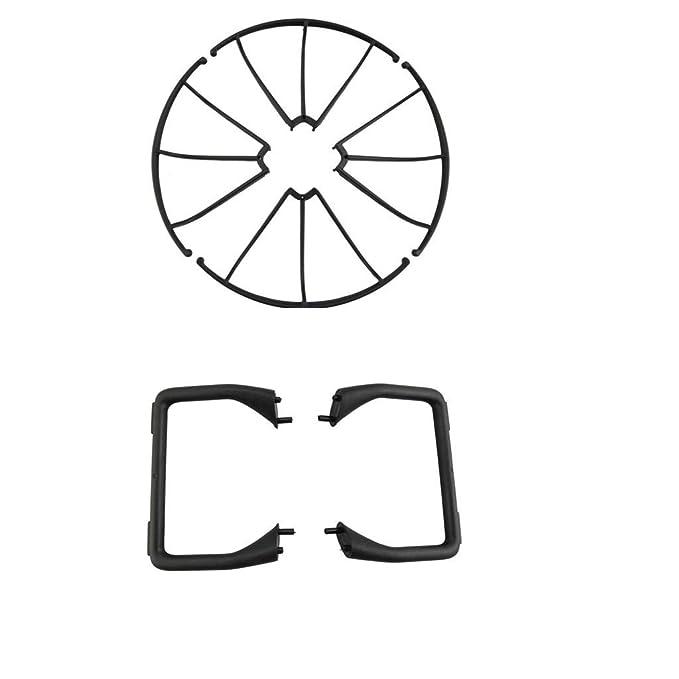 Hélices de protección para hélices y 2 soportes de trípode para ...