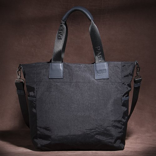 Quality Purpose Shoulder Body Handbag High Capacity Cross Men's Made Big Tote Fashion Black Genuine Multi Cattlehide One Oneworld 56q8vxwx
