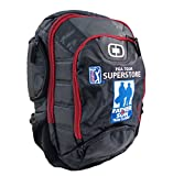 NEW Ogio Bandit Siren Black/Maroon Backpack/Carry-On Bag w/Logo