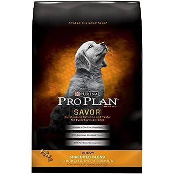 Amazon.com: Purina Pro Plan SAVOR Puppy Shredded Blend