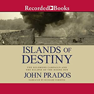 Islands of Destiny Audiobook