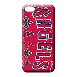 diy zhengiphone 5c covers New Awesome Phone Cases phone back shells los angeles angels mlb baseball
