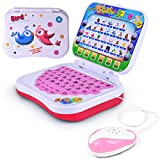 YOTHG Laptop Toy,Learning Computer Toys for 0-6Year Old Boys Kids, Education Gift, Baby Kids Pre...