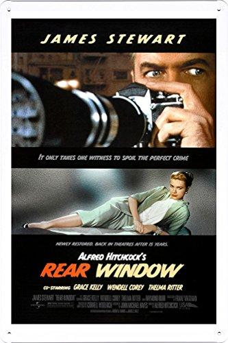 rear window poster - 8