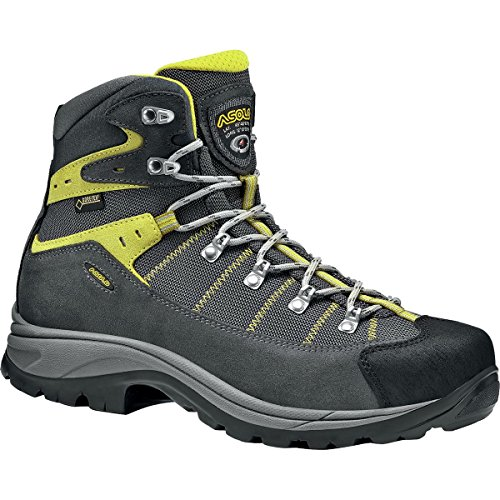 Asolo - REVERT GV MM COL. GRAPHITE/GUNMETAL - UK 9.5, GRAPHITE-GUNMETAL