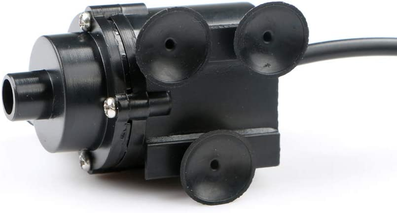 Guajave 12V Submersible Water Pump 840L//H High Flow Pumps for Motorhome Pond Aquarium
