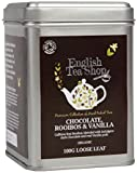 English Tea Shop Rooibos Chocolate Vanilla Organic Loose Tea 100 g