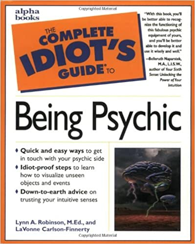 Complete Idiots Guide to Being a Psychic