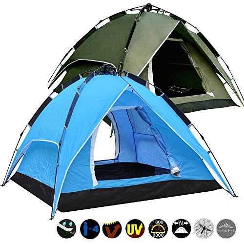 Radical-Deal-Outdoor-Waterproof-Portable-Double-Layer-Automatic-4-person-Camping-Family-Tent