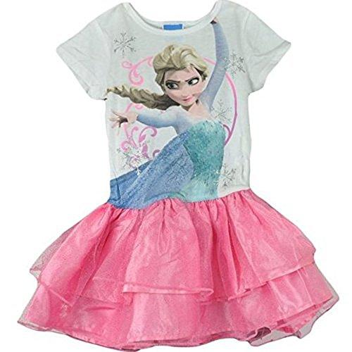 elsa tutu dress - 6