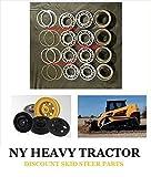 Caterpillar / Asv / Terex 1999929 8H9789 Bearing Kit Bogie Wheel X2 Caterpillar 267B 277B 2616296 Cat