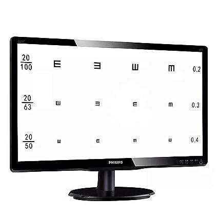 19 Inch Lcd Optical Digital Visual Acuity Chart Eye Charts Optometry