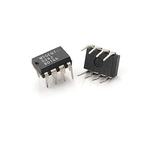 5PCS MSGEQ7 Band Graphic Equalizer IC MIXED DIP-8 MSGEQ7 NEW