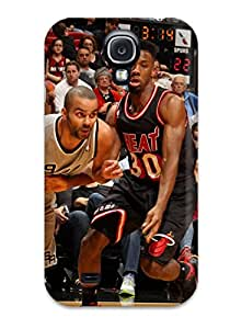san antonio spurs basketball nba (22) NBA Sports & Colleges colorful Samsung Galaxy S4 cases 3095491K196795059