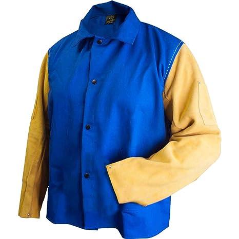 Tillman 9230 soldadura chaqueta tamaño grande